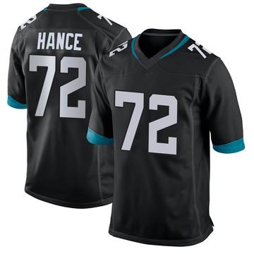 Youth Nike Jacksonville Jaguars Blake Hance Black Jersey - Game
