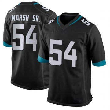 Youth Nike Jacksonville Jaguars Cassius Marsh Black Jersey - Game