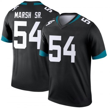Youth Nike Jacksonville Jaguars Cassius Marsh Black Jersey - Legend