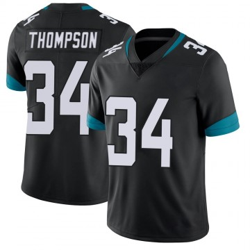 Youth Nike Jacksonville Jaguars Chris Thompson Black Vapor Untouchable Jersey - Limited