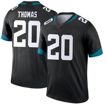 Youth Nike Jacksonville Jaguars Daniel Thomas Black Jersey - Legend