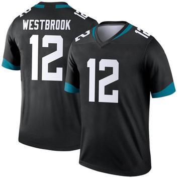 Youth Nike Jacksonville Jaguars Dede Westbrook Black Jersey - Legend