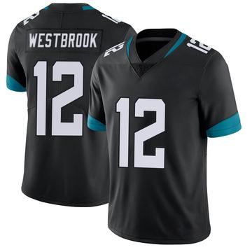 Youth Nike Jacksonville Jaguars Dede Westbrook Black Vapor Untouchable Jersey - Limited