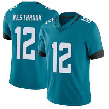 Youth Nike Jacksonville Jaguars Dede Westbrook Teal Vapor Untouchable Jersey - Limited