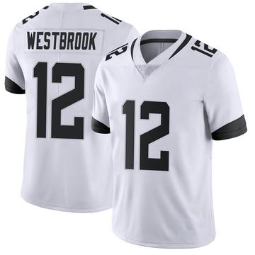 Youth Nike Jacksonville Jaguars Dede Westbrook White Vapor Untouchable Jersey - Limited
