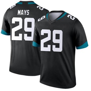 Youth Nike Jacksonville Jaguars Devante Mays Black Jersey - Legend