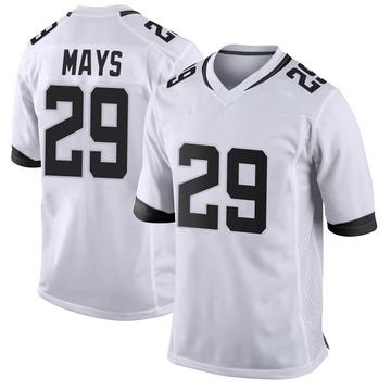 Youth Nike Jacksonville Jaguars Devante Mays White Jersey - Game