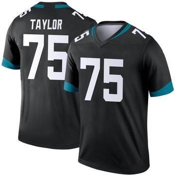 Youth Nike Jacksonville Jaguars Jawaan Taylor Black Jersey - Legend