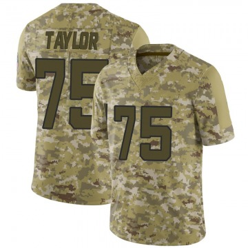 Youth Nike Jacksonville Jaguars Jawaan Taylor Camo 2018 Salute to Service Jersey - Limited