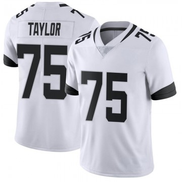 Youth Nike Jacksonville Jaguars Jawaan Taylor White Vapor Untouchable Jersey - Limited