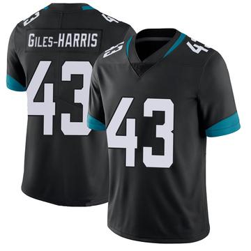 Youth Nike Jacksonville Jaguars Joe Giles-Harris Black 100th Vapor Untouchable Jersey - Limited