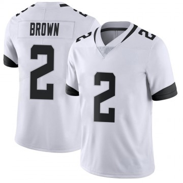 Youth Nike Jacksonville Jaguars Jonathan Brown White Vapor Untouchable Jersey - Limited