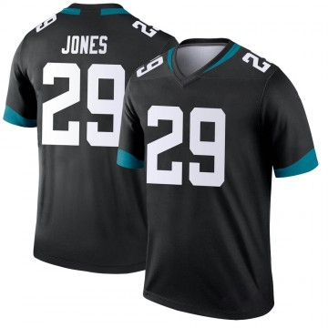 Youth Nike Jacksonville Jaguars Josh Jones Black Jersey - Legend