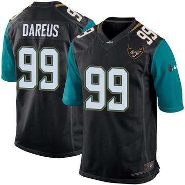Youth Nike Jacksonville Jaguars Marcell Dareus Black Alternate Jersey - Game