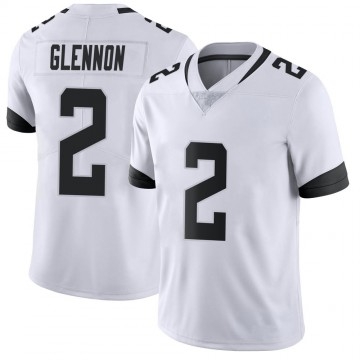 Youth Nike Jacksonville Jaguars Mike Glennon White Vapor Untouchable Jersey - Limited